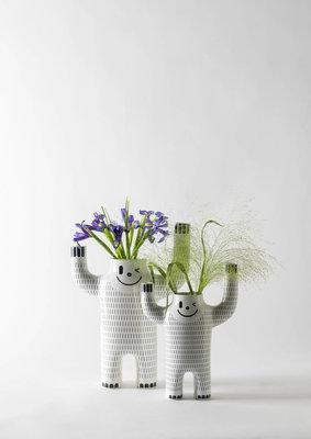 Happy Yeti Vases
