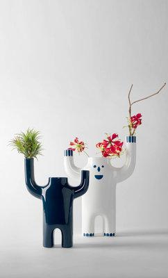 Happy Susto Vases