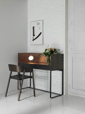 Stockholm Desk - met pootstructuur