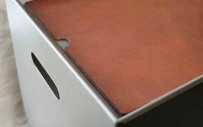 OSSA add-on: leather inlay