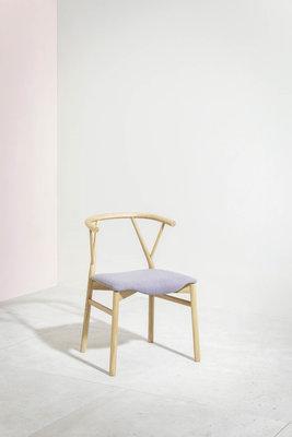Valerie Chair - zonder armleuningen