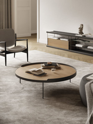 Gau Coffee Table with crest