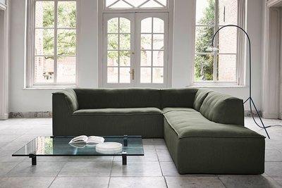 model 6905 - sofa opstelling : 3 modules