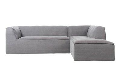 model 6905 - sofa opstelling : 2 modules